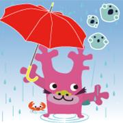 【梅雨】雨だって楽しいさぁ